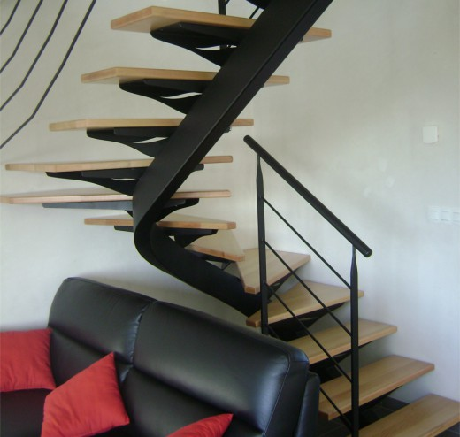escalier-lotus