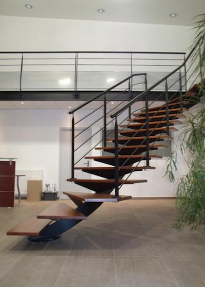 Escalier Ellipse 14