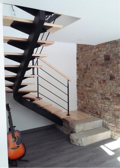 Escalier Ellipse 15