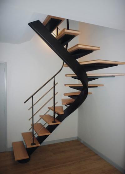Escalier Lotus 02