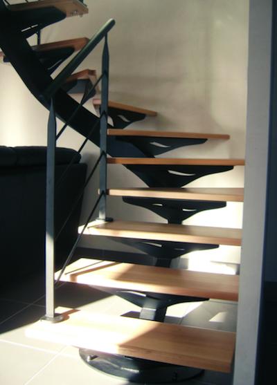 Escalier Lotus 04