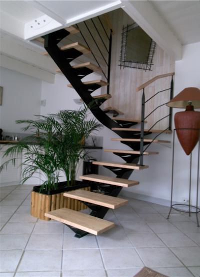 Escalier Lotus 05