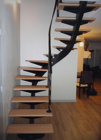 Escalier Lotus 06